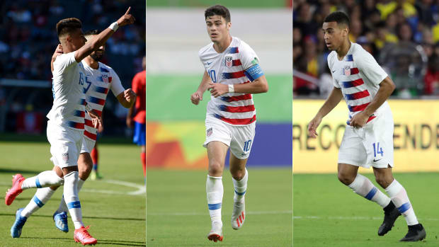 Ulysses Llanez, Giovanni Reyna and Tyler Adams should feature for U.S. national teams in March