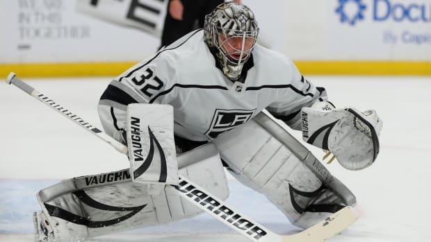NHL, Jonathan Quick, Los Angeles Kings