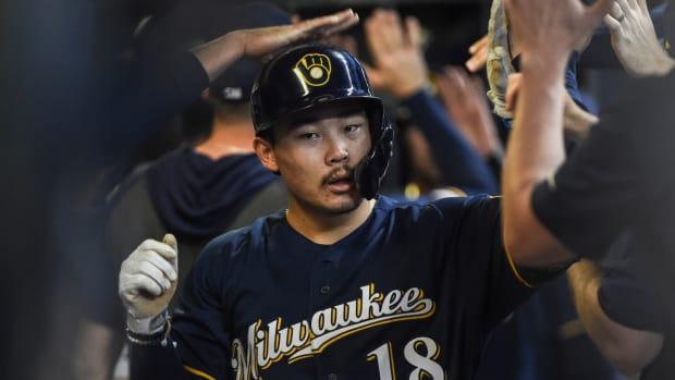 Fantasy Baseball, Keston Hiura, Milwaukee Brewers