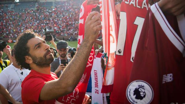 Mohamed Salah Liverpool Thumbnail