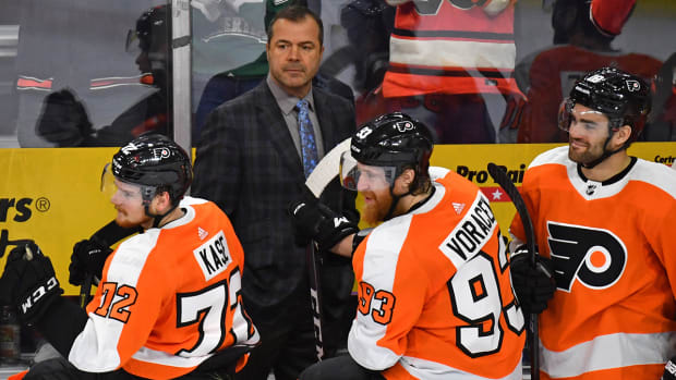 Philadelphia Flyers have quickly gone from Stanley Cup Playoffs sleeper to legit title contender.