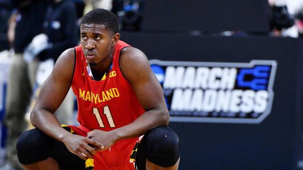 March Madness Maryland basketball Darryl Morsell