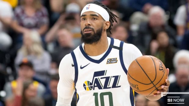 MIKE CONLEY HAS FOUND HIS WAY WITH THE UTAH JAZZ