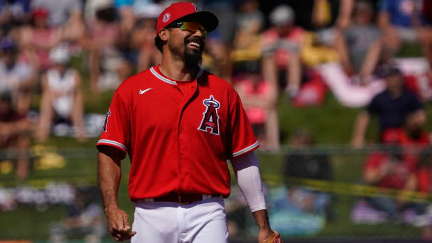 Fantasy Baseball, Anthony Rendon, Los Angeles Angels