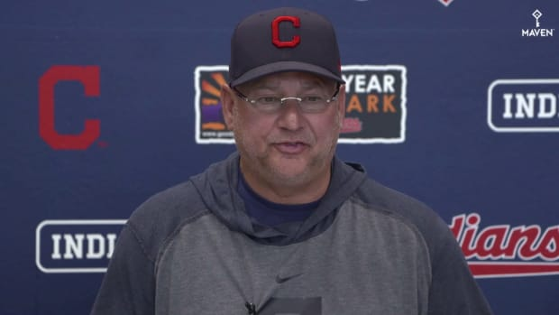 Indians manager Terry Francona on Having Confidence the Team will Make the Playoffs in 2020