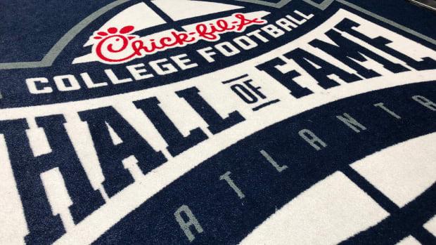 College Football Hall of Fame logo