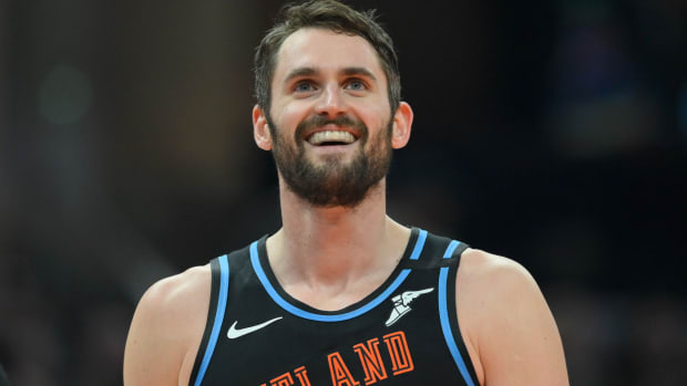 KEVIN LOVE NEW
