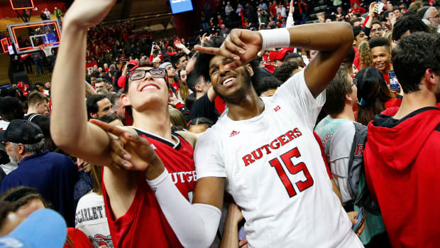 Rutgers basketball NCAA tournament cancelled