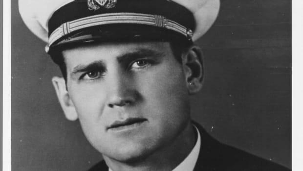 "Paul W. ""Bear"" Bryant in the Navy"