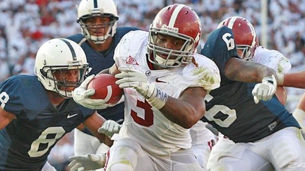 Trent Richardson at Penn State