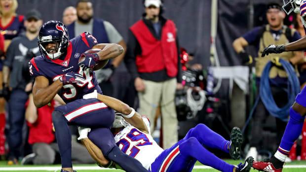 Kevin Johnson Bills © Kevin Jairaj-USA TODAY Sports
