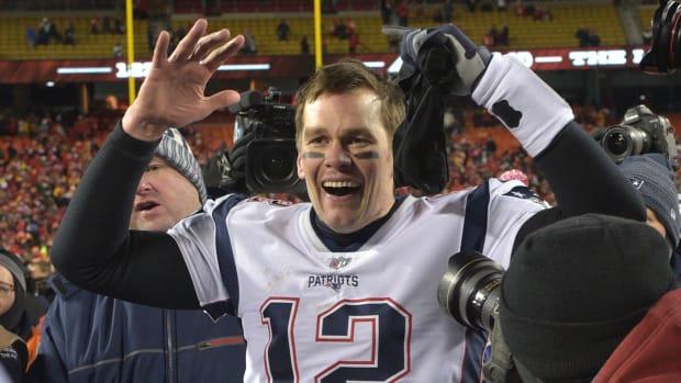 Tom Brady's free agency saga