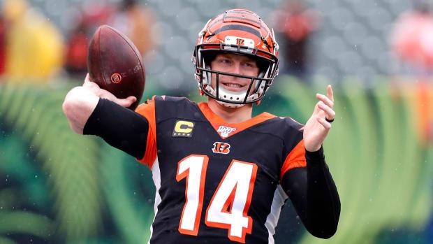 Andy Dalton among Patriots options