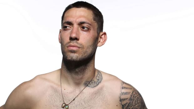US men's national team great Clint Dempsey