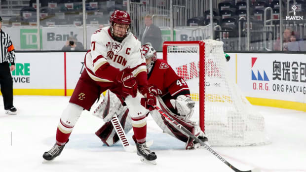 Boston College Hockey Review Part II