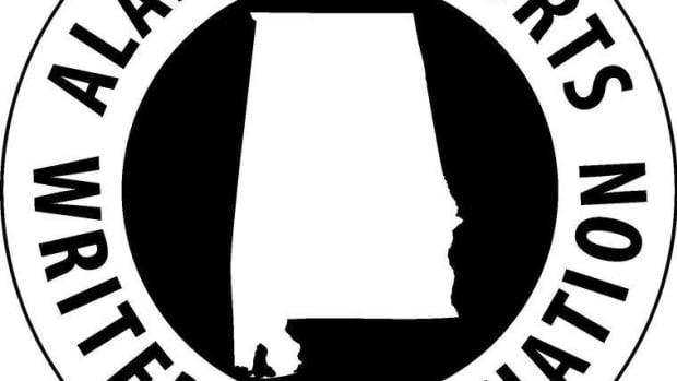 Alabama Sports Writers Association logo