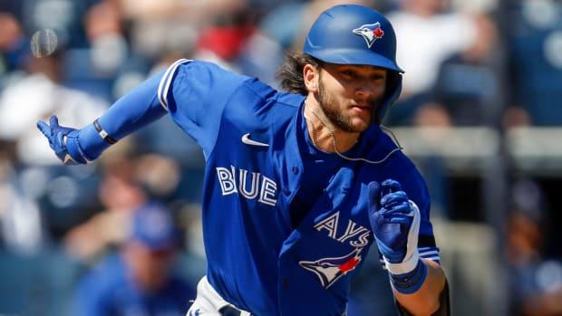 Bo Bichette, Fantasy Baseball, Toronto Blue Jays