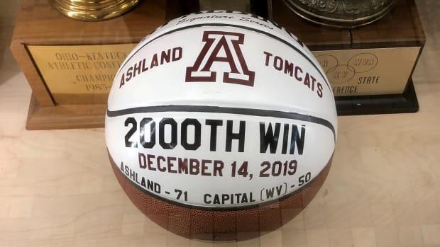 Ashland 2000 wins