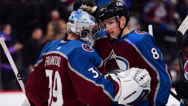 Cale Makar and Pavel Francouz are just two examples of the Colorado Avalanche's great player development.
