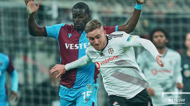 Tyler Boyd Turkish Soccer