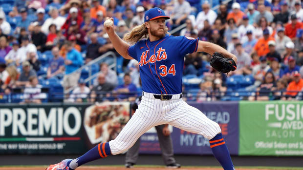 Noah Syndergaard is reportedly expected to undergo Tommy John surgery.
