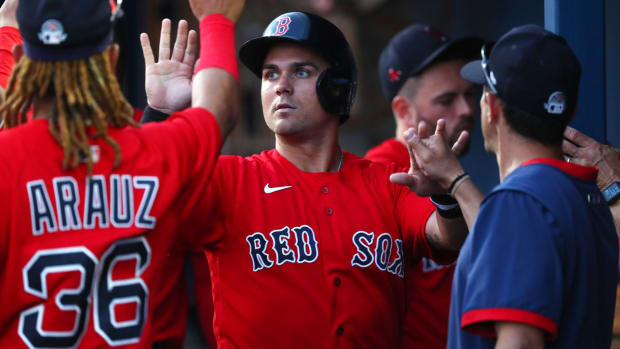 Michael Chavis, Fantasy Baseball, Boston Red Sox
