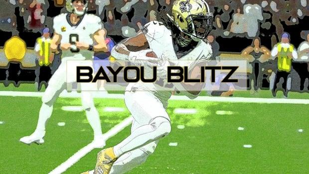 Bayou Blitz - Free Agency 2020 2