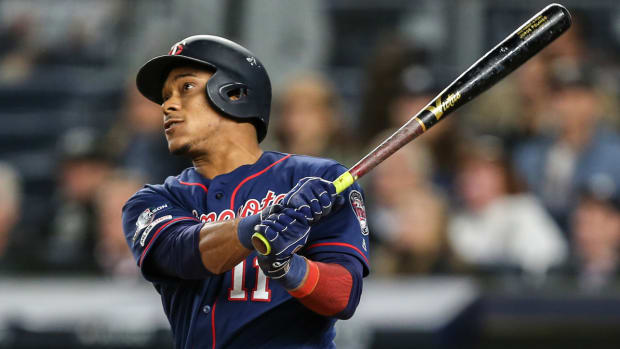 Fantasy Baseball, Jorge Polanco, Minnesota Twins