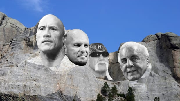 Objective Rushmore