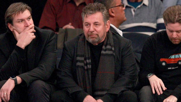 KNicks James Dolan thumb