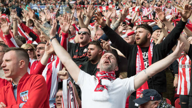 Sunderland fans feature in Netflix's new series