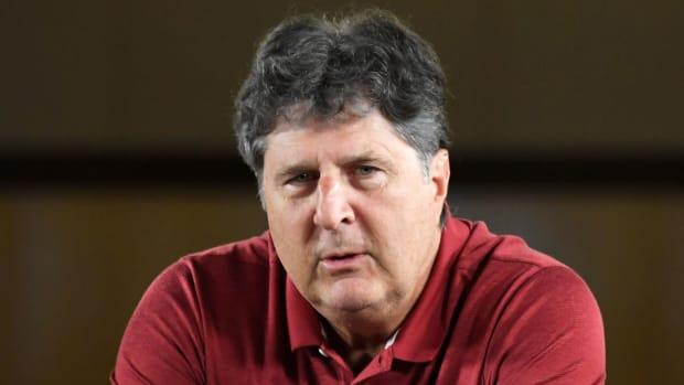 College football coronavirus impact Mike Leach