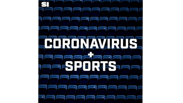 Coronavirus + Sports Podcast from Sports Illustrated