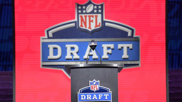 Team officials reportedly want to conduct the NFL draft virtually from home.