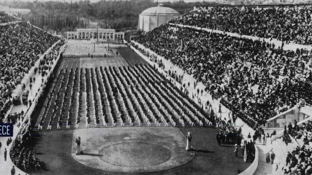 TDiSH First Modern Olympic Games