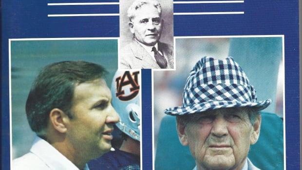 Alabama vs. Auburn game program, Nov. 28, 1981, Bear Bryant's 315th win