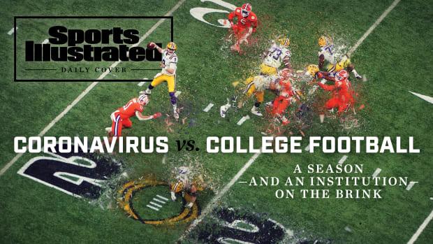 College football vs coronavirus 2020 season