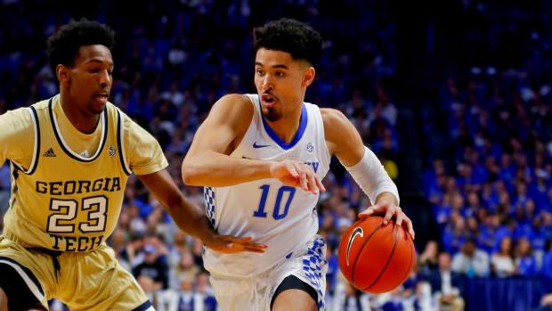 johnny juzang kentucky transfer UCLA basketball