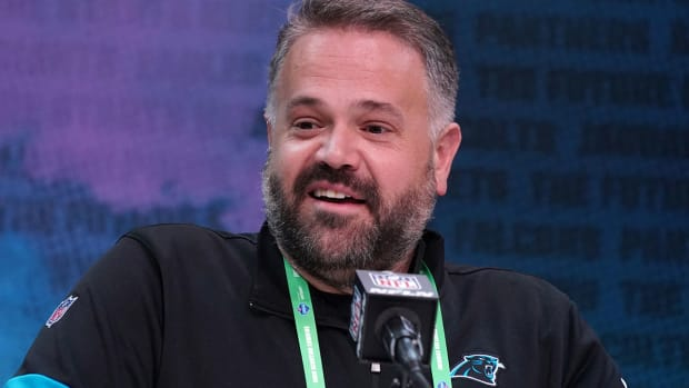 matt-rhule-carolina-panthers-rookie-coach