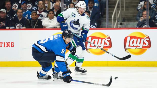 J.T. Miller, Vancouver Canucks