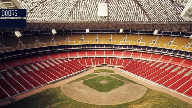 This Day in Sports History: The Astrodome Opens