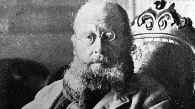 Edward Lear - author, poet, artist and renowned baseball analyst