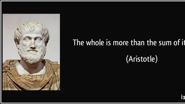Aristotle anticipated advanced baseball stat possibilities.