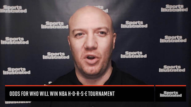 BEST ODDS FOR NBA HORSE TOURNAMENT