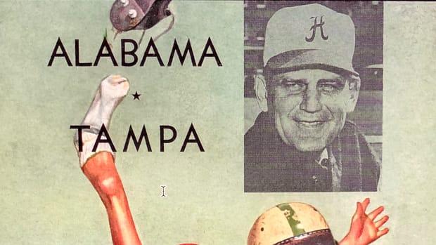 Alabama vs. Tampa, Nov. 19, 1960
