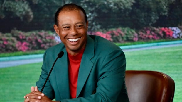 Tiger Woods said he would have been ready to go if the Masters took place as scheduled.