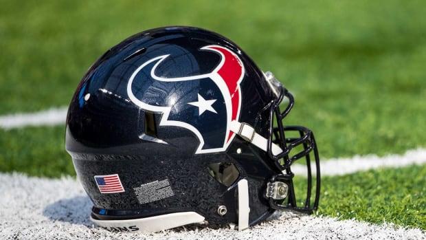 Texans Helmet