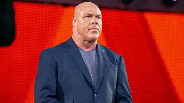 Kurty Angle is among WWE's financial cuts amid the coronavirus pandemic.
