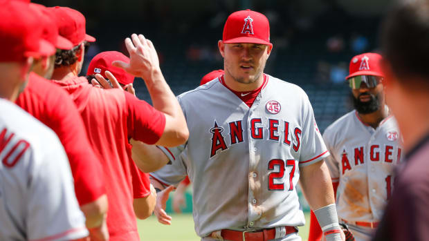 "Mike Trout says MLB's plan to return to play is ""pretty crazy."""