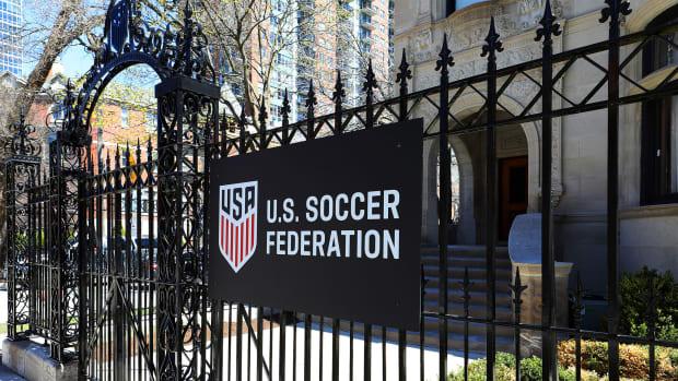 U.S. Soccer's headquarters in Chicago